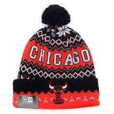 99fbd943fa4 NBA Chicago Bulls Beanie knit caps