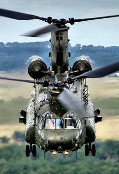awesome military copter