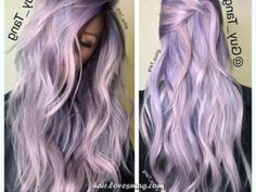 93 Inspirational Lavender Hair Color Ideas In 23 Trendy soft Pastel Hair Color Ideas Styleoholic, Lilac Hair Color Dye Lilac Lavender Hair Colors Ideas, 28 Cool Pastel Hair Color Ideas for Pastel Hair Color Ideas. Lavender Hair Colors, Lilac Hair, Hair Color Purple, New Hair Colors, Blonde Color, Cool Hair Color, Pastel Purple, Grey Blonde, Pastel Colors