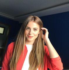 Ezgi Eyüboğlu Yıldırım (@ezgieyubogluyildirim): #hair #makeup