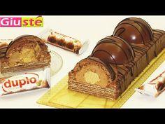 Gâteau façon duplo géant - YouTube