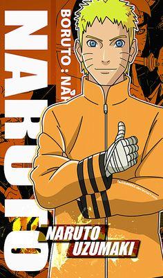 Boruto : Naruto Wallpapers Mobile : Naruto Uzumaki by on DeviantArt Anime Naruto, Naruto Sasuke Sakura, Naruto Uzumaki Shippuden, Naruto Funny, Naruto Art, Anime Guys, Kakashi, Otaku Anime, Wallpapers Naruto