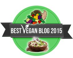 I just wanted to stop and take the time to thank all the good folks at Plush Beds for including me in their roundup of the Best Vegan Blogs of 2015.