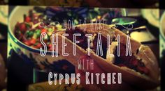 How to make Sheftalia, Cypriot Sausages. Cypriot Street food with Cyprus...