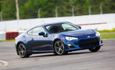 Car Surfing and Technology- the Scion FR-S