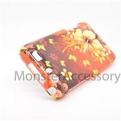 Click Image to Browse: $5.95 Sensational Flower Hard Case Snap On Cover For Motorola Atrix 3 HD Dinara MB886