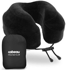 Cabeau Evolution Memory Foam Travel Pillow - The Best Neck Pillow with 360 Head and Neck Support ** Tried it! Click the image.(This is an affiliate link and I receive a commission for the sales) : Travel accessories