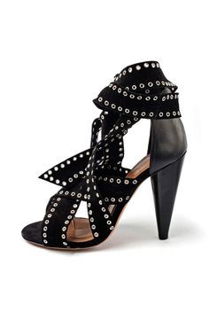 Style.com Accessories Index : Fall 2014 : Isabel Marant