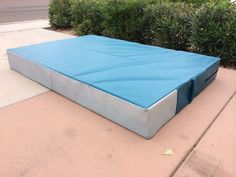 DIY Crash Pad