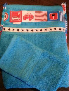 Handdoek schort