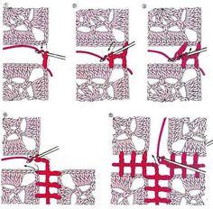 Motif Birleştirme Teknikleri ,  #battaniyebirleştirmeörnekleri #elörgüsübattaniyebirleştirme #örgübattaniyebirleştirmeteknikleri #örgümodelleriveyapılışları , Battaniye modellerinde, kırlent modellerinde, motifli herhangi bir örgü örmek istediğinizde sizlere 17 farklı motif birleştirme tekniği göste...