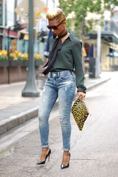 YOUNG AT STYLE | Style from within