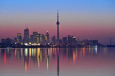 amazing, beautiful, buildings, city, city lights - inspiring picture on Favim.com
