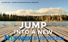 Jump into a Norwex Business for a Refreshing Balance!
