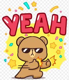Cute Couple Cartoon, Cute Love Cartoons, Emoji Pictures, Bear Pictures, Cartoon Styles, Cartoon Art, Cute Bear Drawings, Cute Sketches, Cute Love Gif
