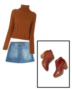 """""""Fall fall fall!"""" by abi-2004 ❤ liked on Polyvore featuring 7 For All Mankind and The Gigi"""