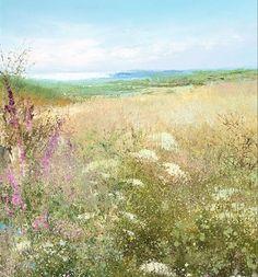 Cornish artist - Amanda Hoskin. Source.
