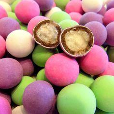 Alpine Mints, Dark Chocolate, Candy Coated (per 1 lb)