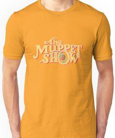 ff8d4ce5bc692f Vintage Muppet Show Unisex T-Shirt Rock Shirts