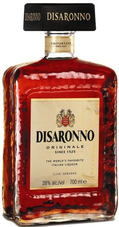 Disaronno. never drink your calories.. but oh my. If I'm going to, it's going to be this.