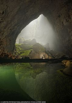 Amazing Journey To The World's Largest Cave That Has A Jungle And Waterfalls Hidden Deep Inside! - MessageToEagle.com