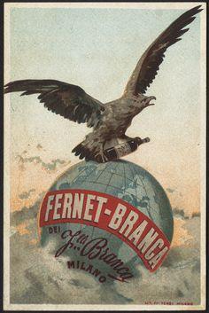 Fernet-Branca, Dei Fili Branca, Milano [front]   by Boston Public Library