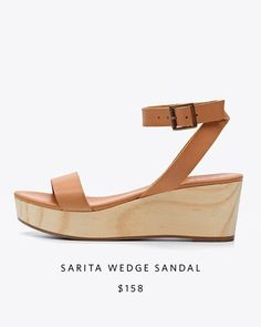 use code JENNIFER15 for 15% off – An elevated  wedgesandal  shoe that  provides da9eba969a2