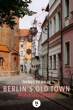 This weekend I played tourist and wandered the cobbled streets of Berlin's…