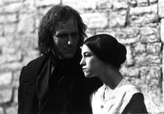 William Hurt (Mr. Edward Rochester) & Charlotte Gainsbourg (Jane Eyre) - Jane Eyre directed by Franco Zeffirelli (1996) #charlottebronte