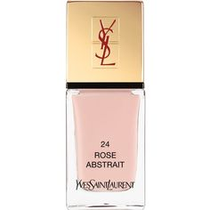 Yves Saint Laurent La Laque Couture lasting nail polish ($21) ❤ liked on Polyvore featuring beauty products, nail care, nail polish, yves saint-laurent nail polish and yves saint laurent