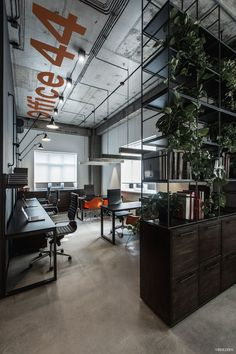 Collaborative meeting space | collaborative spaces | | office | #office #design #moderndesign http://www.ironageoffice.com/