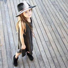 Dila dress + Minnetonkas  minnetonka.fr http://hipkin.com.au/