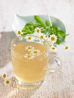 Sip on chamomile tea for an afternoon treat. It will help to bring calm and positive thoughts to your day. #Tranquil #Renuzit - www.renuzit.com