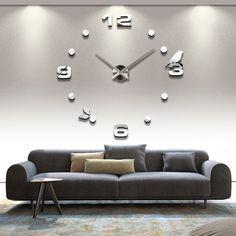 Оригінальні настінні годинники – гарний аксесуар з глибоким змістом  Домашній Декор Своїми Руками 8f3ab06e54d4c