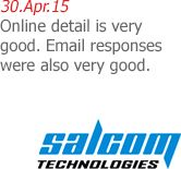 USBid Customer Comments - Celebrating 14 Years of Service USBid.com - USBid sells PC Board level electronic components to thousands of customers worldwide. Our catalogs contain more than 50 million SKUs of inventory from more than 1000 OEMs and Distributors globally, which provides you the resources to solve difficult sourcing problems related to long lead times. https://www.usbid.com/ | #USBid #electronic #distributor #global #worldwide