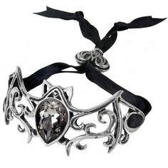 Viennese Nights Bat Bracelet by Alchemy Gothic ❤ liked on Polyvore featuring jewelry, bracelets, necklaces, baroque jewelry, bat bracelet, bat jewelry, abstract jewelry and goth jewelry
