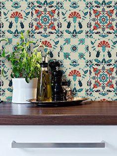 CLEARANCE Tile Decals  Tiles for Kitchen/Bathroom Back
