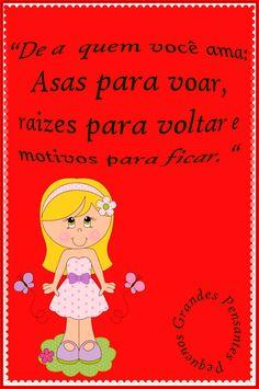 Pequenos Grandes Pensantes.: Tag da Zizi Santos.