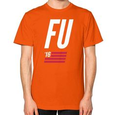 FU 2016 Unisex T-Shirt (on man)