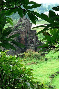 Wat Phou ~ Laos