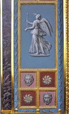 Door Detail - Hermitage Museum by Bawmer, via Flickr