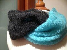 Collo bicolore, by Il negozio di annapiera, 40,00 € su misshobby.com