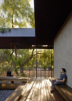 Windhover Contemplative Retreat by Aidlin Darling Design at Stanford University…