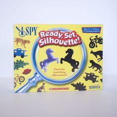 I SPY - Ready, Set Silhouette!- 2013 Walter Wick CALF #Abilene #AbileneTX #StorybookCapitalofTexas