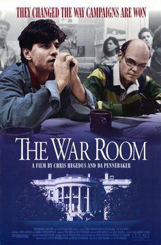 The War Room (Chris Hegedus, D. A. Pennebaker, 1993)