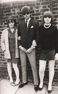"Mod Fashion: It became a youth movement. It was focused on fashion and music. This where young people dressed in ""modern"" ways that were not comon at the time."