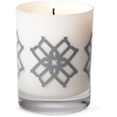 B by Brandie Edie's Black Currant Candle Gray (€31) ❤ liked on Polyvore featuring home, home decor, candles & candleholders, decor, grey, citrus candle, scented candles, grey candles, rose scented candles and rose candle
