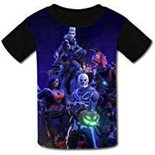 b0615a428 Custom Kids Fort-Nite Dilly Tee Shirt T-Shirts for Children Boys Girls