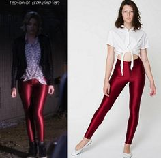 American apparel disco pants - $85 - Here