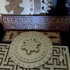 Christmas Themed Escape Room Cipher Wheel – Creative Escape Rooms